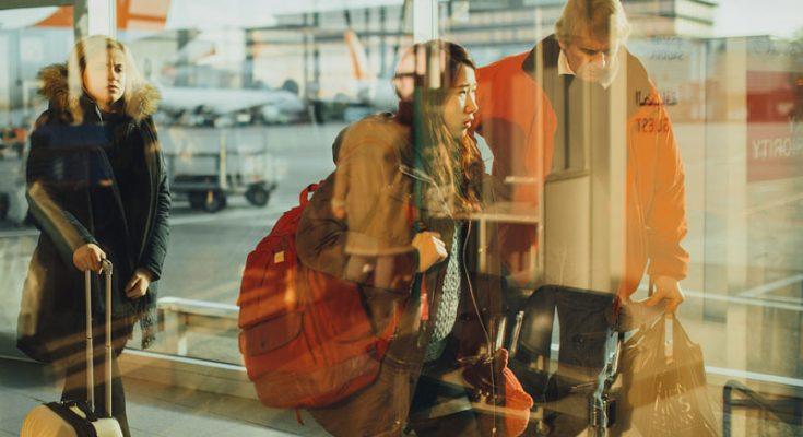 Sprachferien und Sprachreisen beginnen oft am Airport